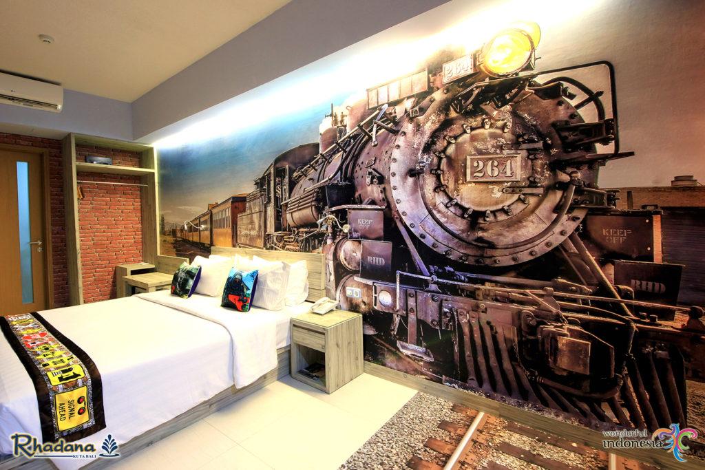Hotel Rhadana Kuta Bali 5 1024x683 » Hotel Rhadana Kuta Bali, Perpaduan Konsep Penginapan Halal dengan Desain Kamar Instagramable