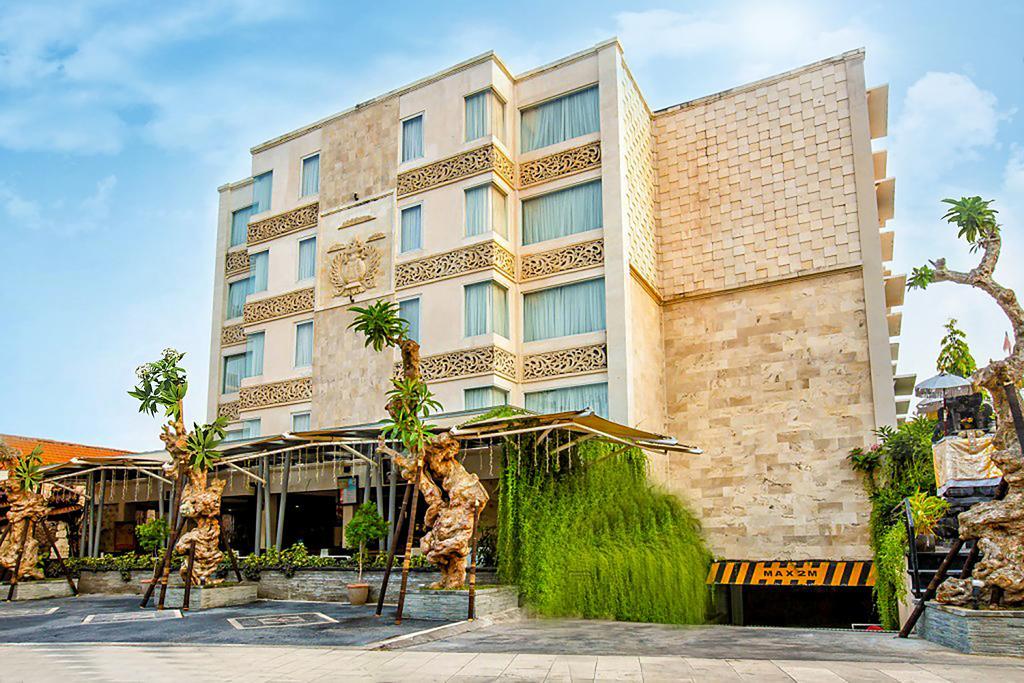 Hotel Royal Singosari Kuta, Hotel Bintang 4 yang Memberi Suasana Menginap Mewah ala Keluarga Raja