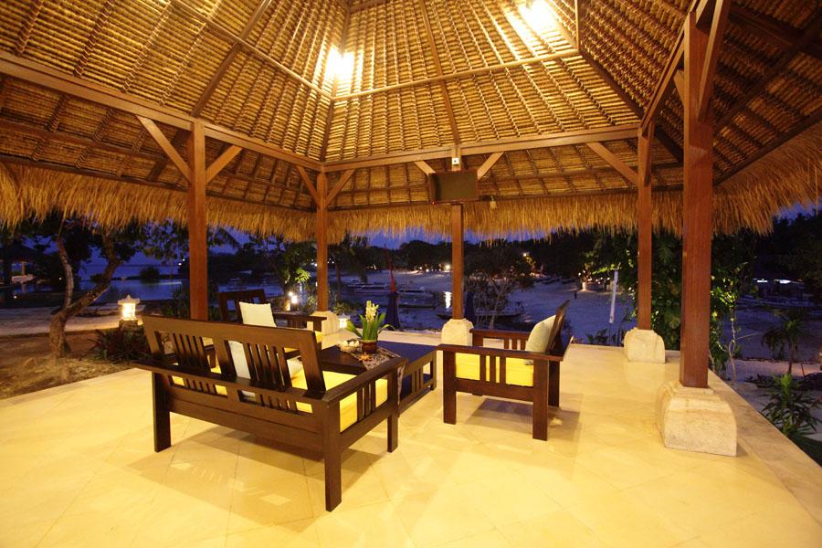 Hotel Sadeg Lembongan 3 » Hotel Sadeg Lembongan, Hotel dengan Infinity Pool yang Suguhkan Pemandangan Mushroom Beach