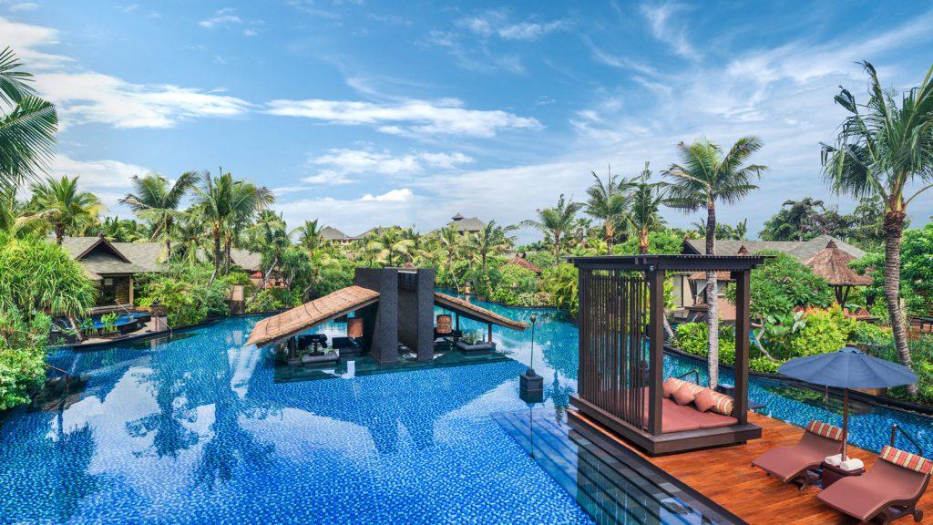 Hotel St Regis Bali Resort 1 1024x576 » Hotel St Regis Bali Resort, Menginap Super Mewah ala Raja Salman