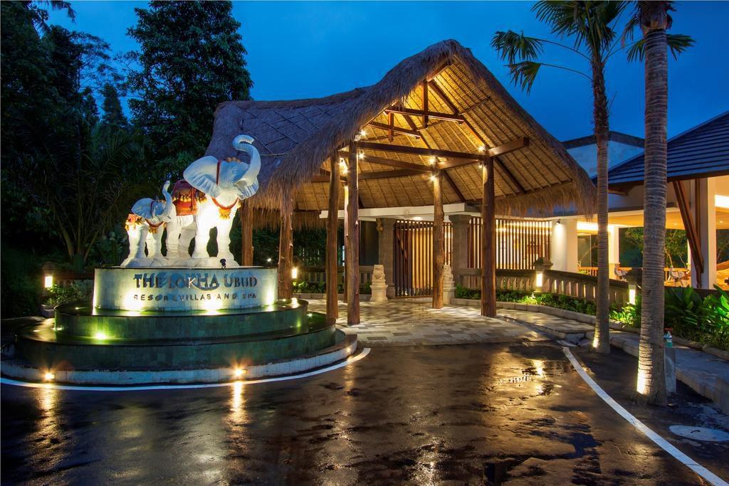 Hotel The Lokha Ubud 4 1024x683 » Hotel The Lokha Ubud, Penginapan Mewah Bintang 4 dengan Suasana yang Alami