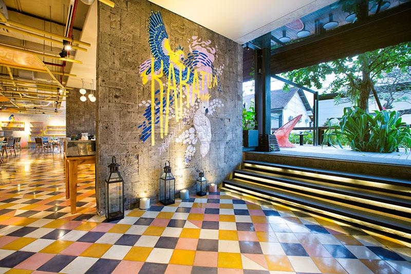 Hotel Tijili Seminyak 1 » Hotel Tijili Seminyak, Paduan Seni Tradisional Bali yang Unik dengan Lokasi Strategis
