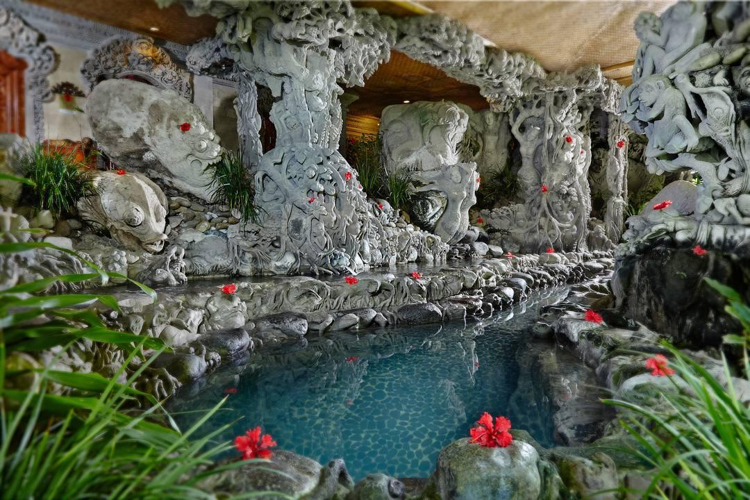 Hotel Tjampuhan and Spa, Hotel Mewah dengan Suasana Klasik dan Legendaris di Ubud