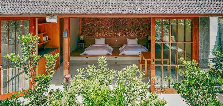 Hotel Unik di Bali 1 » 5 Hotel Unik di Bali yang Menawarkan Pengalaman Menginap Layaknya di Jepang
