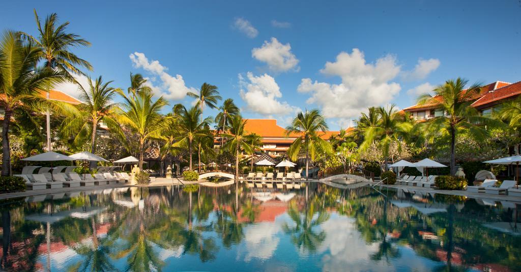 Hotel Westin Resort Nusa Dua, Penginapan Mewah dengan Fasilitas Pantai Pribadi di Depan Mata