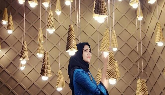 Ice Cream Wold Bali, Tempat Berburu Foto Kekinian yang Ngehits di Denpasar