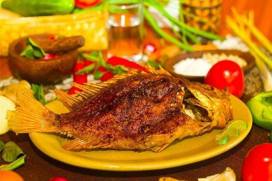 Ikan Bakar Cianjur Renon 3 » Ikan Bakar Cianjur Renon, Sajian Kuliner Khas Sunda dengan Penyajian ala Bali