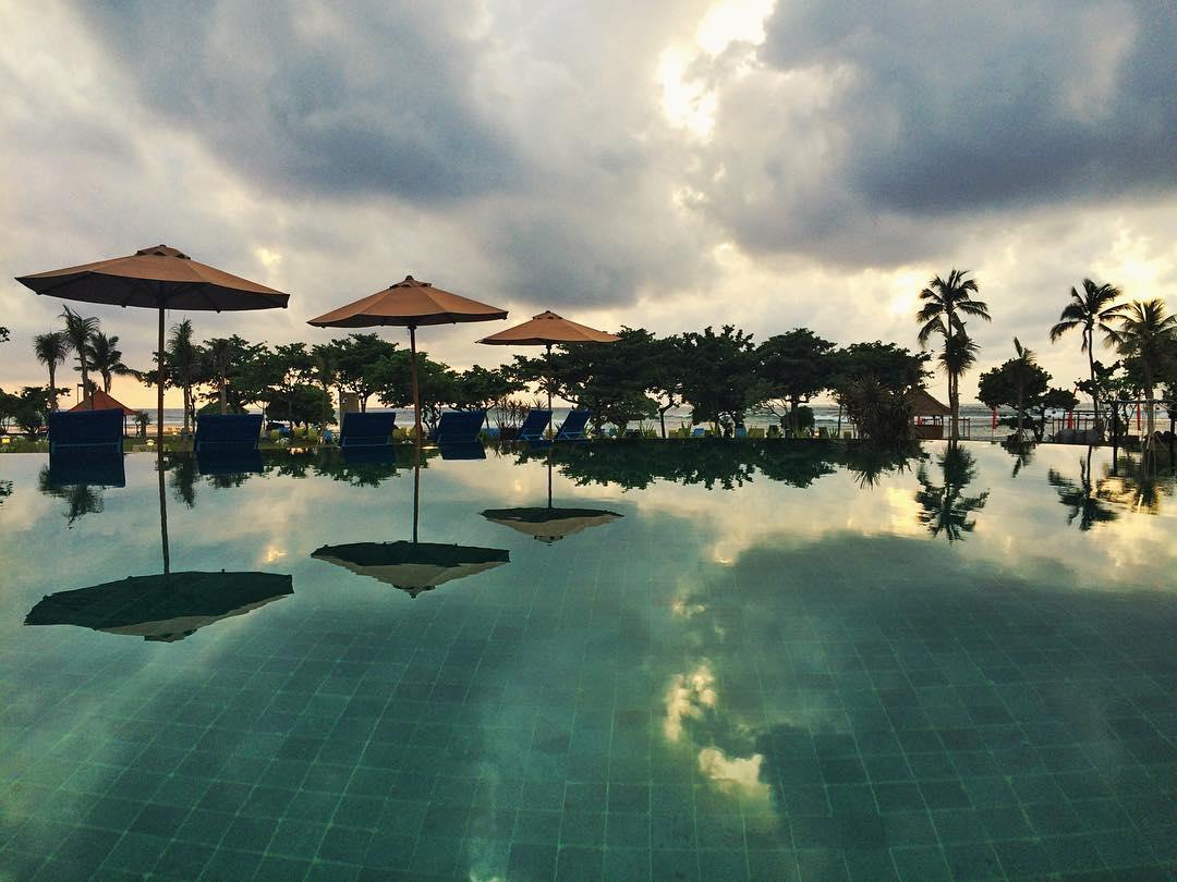 Inaya Putri Bali, Hotel Beachfront Nusa Dua dengan Pemandangan Memesona