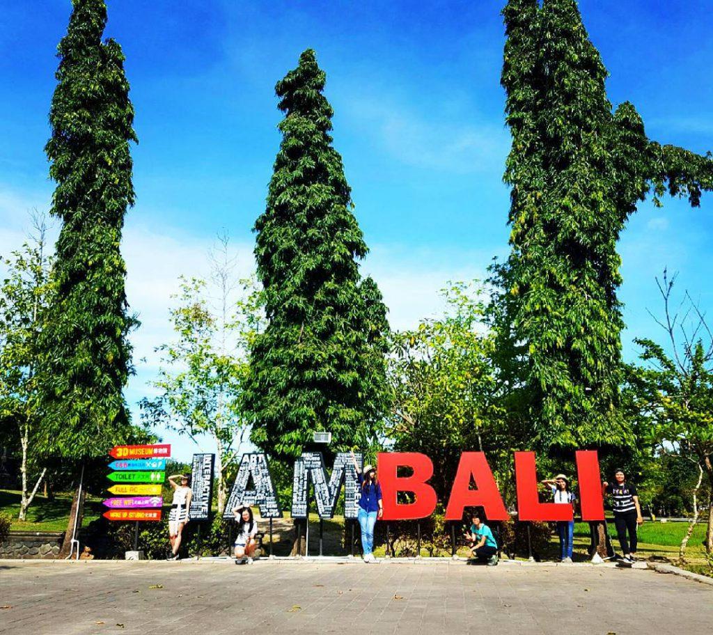 Interactive Art Museum Bali 3 1024x912 » Interactive Art Museum Bali, Wisata Seru dengan di Museum dengan Gambar 3 Dimensi Unik
