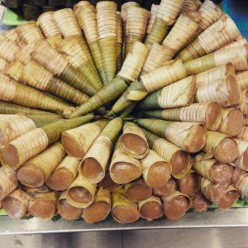 Jaja Cerorot Khas Bali 1 » Jaja Cerorot Khas Bali, Kuliner Tradisional yang Wajib Hadir saat Perayaan Nyepi
