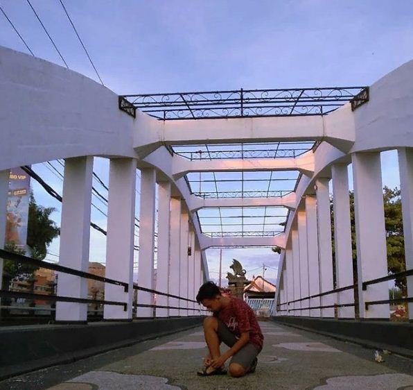 Jembatan Belanda di Singaraja 1 » Melihat Kemegahan Jembatan Belanda di Singaraja yang Instagramable