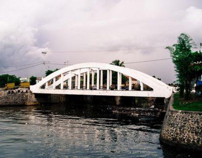 Jembatan Belanda di Singaraja