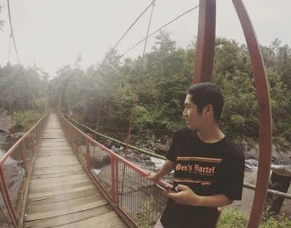 Jembatan Sungai Gelar Jembrana