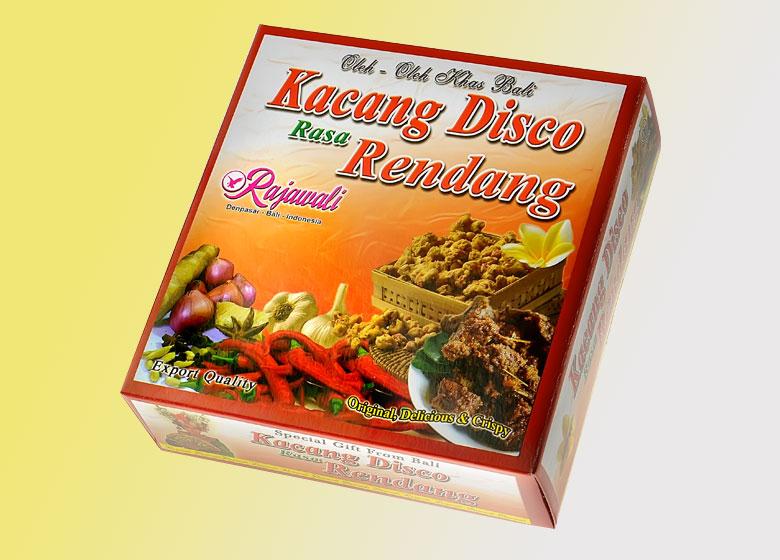 Kacang Disco Khas Bali 2 » Kacang Disco Khas Bali, Cemilan Khas Pulau Dewata yang Enak dan Gurih