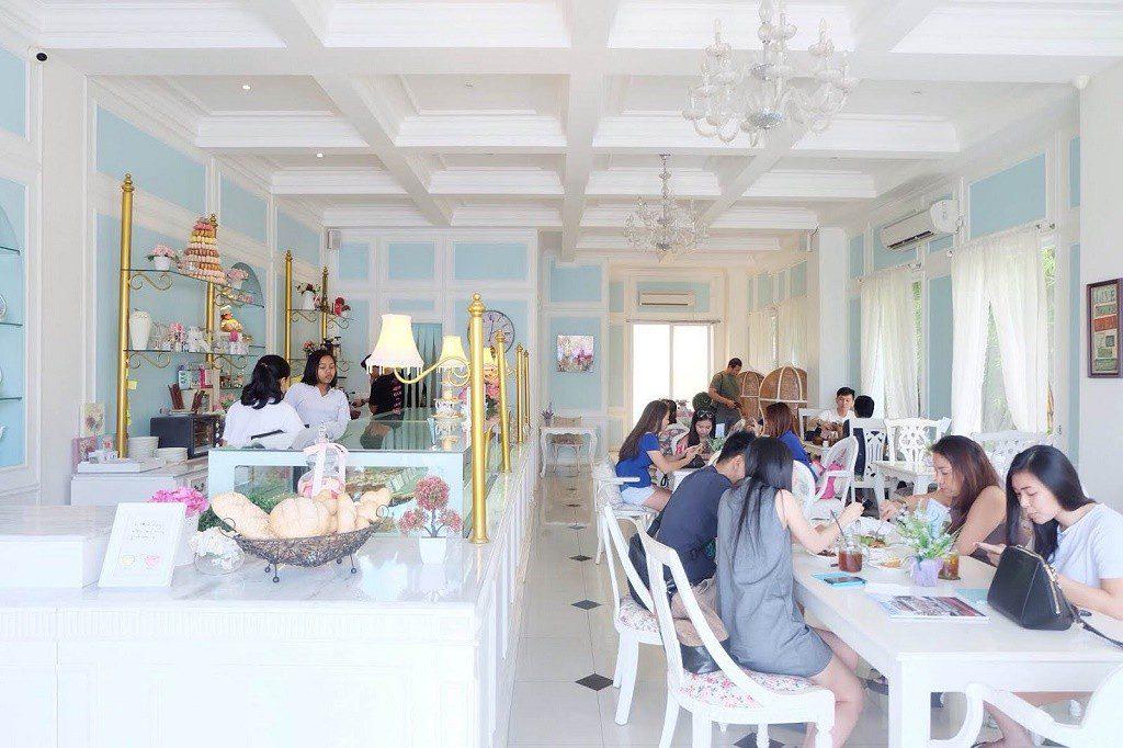 Kafe Angelita Patisseries Bali 3 1024x682 » Kafe Angelita Patisseries Bali, Merasakan Sensasi Menjadi Putri Kerajaan ala Disney