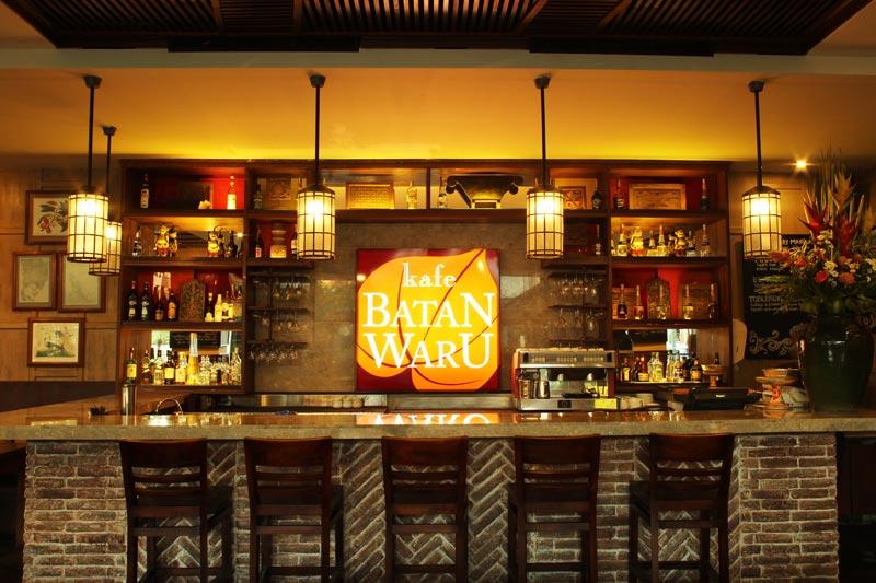 Kafe Batan Waru Ubud