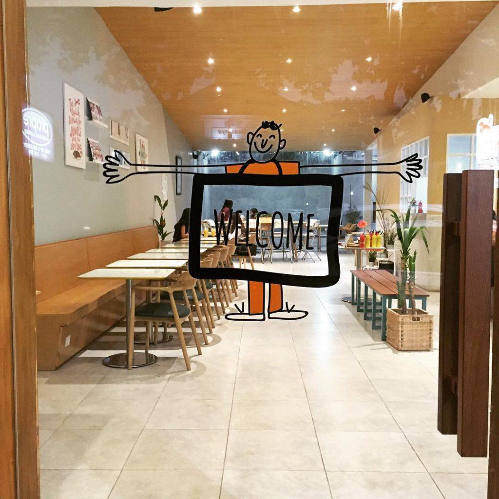 Kafe Brownfox Denpasar 3 1024x1024 » Kafe Brownfox Denpasar, Tempat Asyik untuk Para Pencinta Waffle