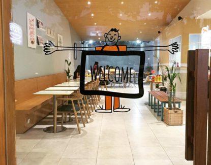 Kafe Brownfox Denpasar
