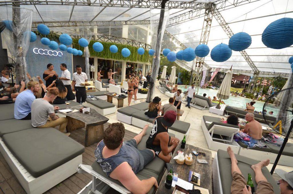 Kafe Cocoon Beach Club