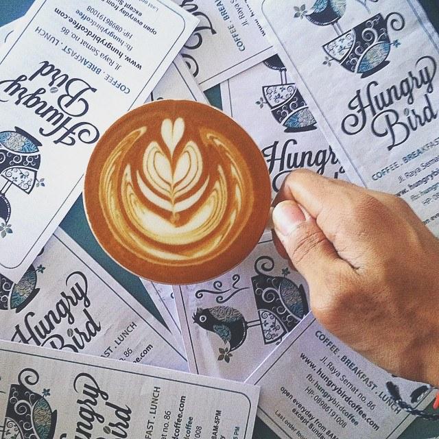 Kafe Hungry Bird Canggu