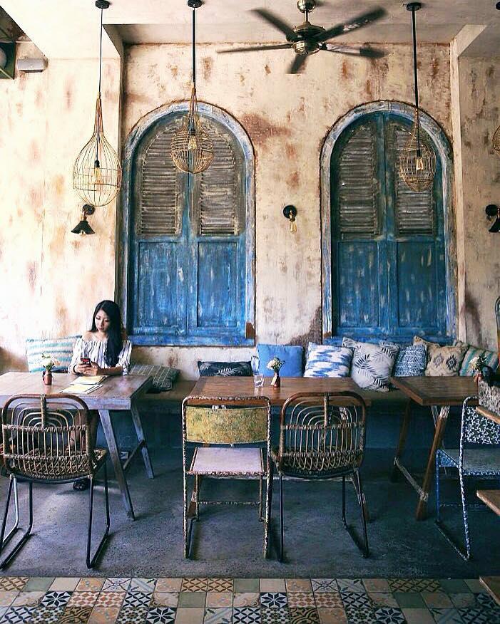 Kafe Little Flinders Canggu 1 » Kafe Little Flinders Canggu, Tempat Makan dengan Nuansa Santai yang Kekinian