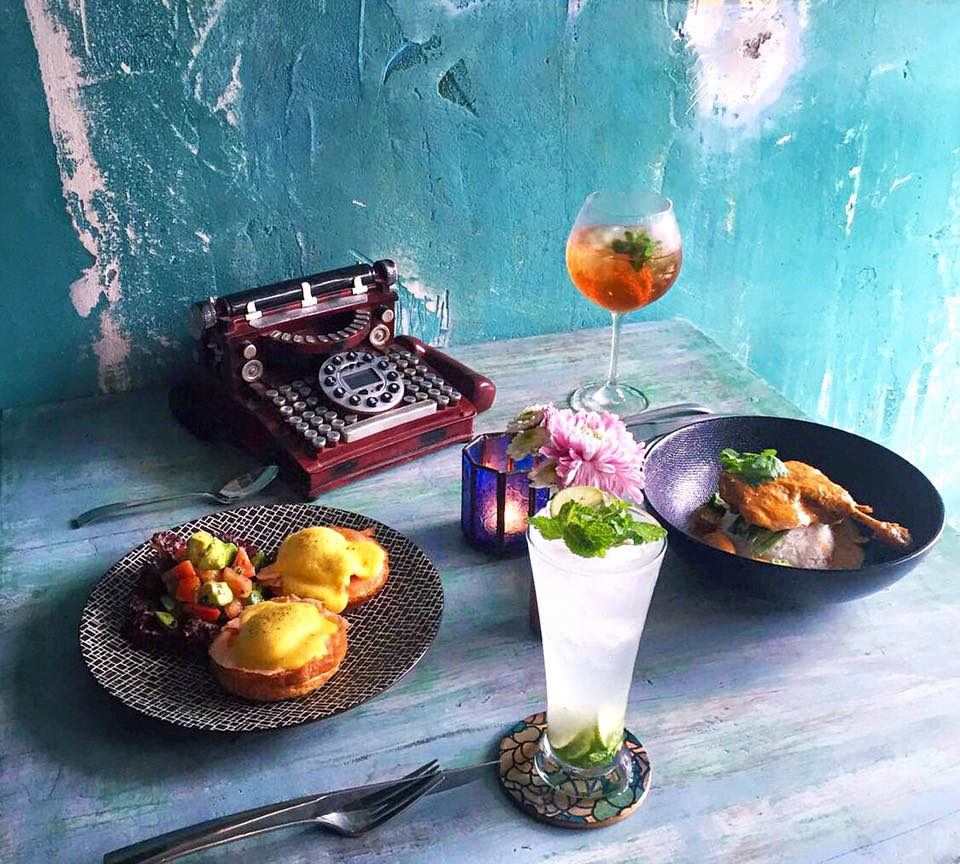 Kafe Little Flinders Canggu 2 » Kafe Little Flinders Canggu, Tempat Makan dengan Nuansa Santai yang Kekinian
