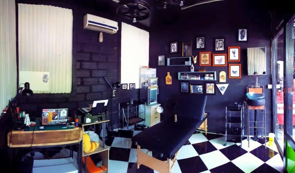 Kafe Man Shed Denpasar 2 » Kafe Man Shed Denpasar, Kafe Unik Tempat Nongkrongnya Para Lelaki dengan Desain Vintage