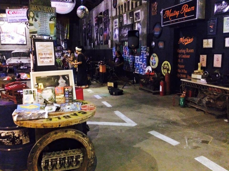 Kafe Man Shed Denpasar 3 » Kafe Man Shed Denpasar, Kafe Unik Tempat Nongkrongnya Para Lelaki dengan Desain Vintage