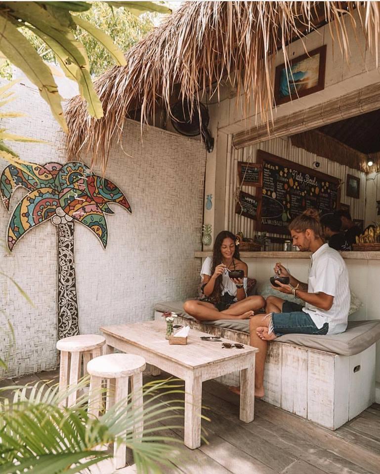 Kafe Nalu Bowls Bali 2 » Kafe Nalu Bowls Bali, Tempat Bersantai Nyaman dengan Sajian Unik Khas Hawaii