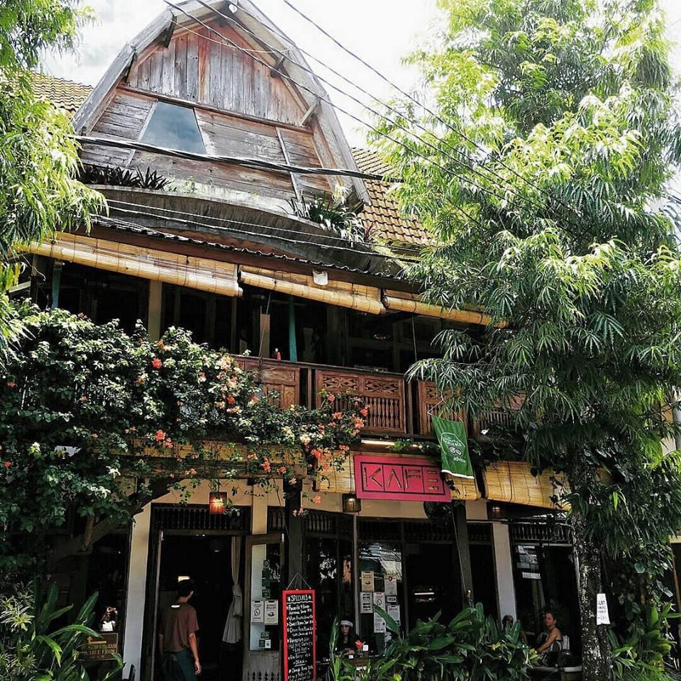 Kafe Ubud Bali 2 » Kafe Ubud Bali, Sajian Menu Organik dan Sehat untuk Para Vegetarian