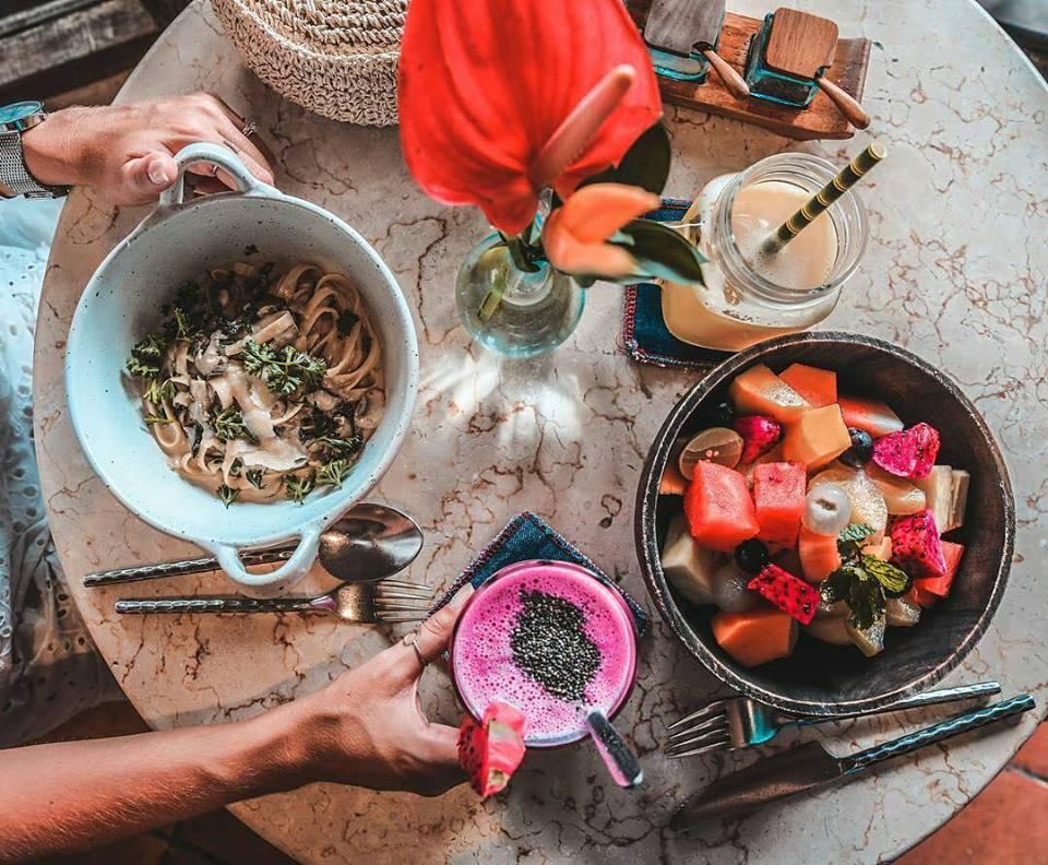 Kafe Ubud Bali 4 » Kafe Ubud Bali, Sajian Menu Organik dan Sehat untuk Para Vegetarian