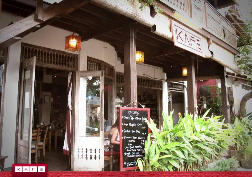 Kafe Ubud Bali 5 » Kafe Ubud Bali, Sajian Menu Organik dan Sehat untuk Para Vegetarian