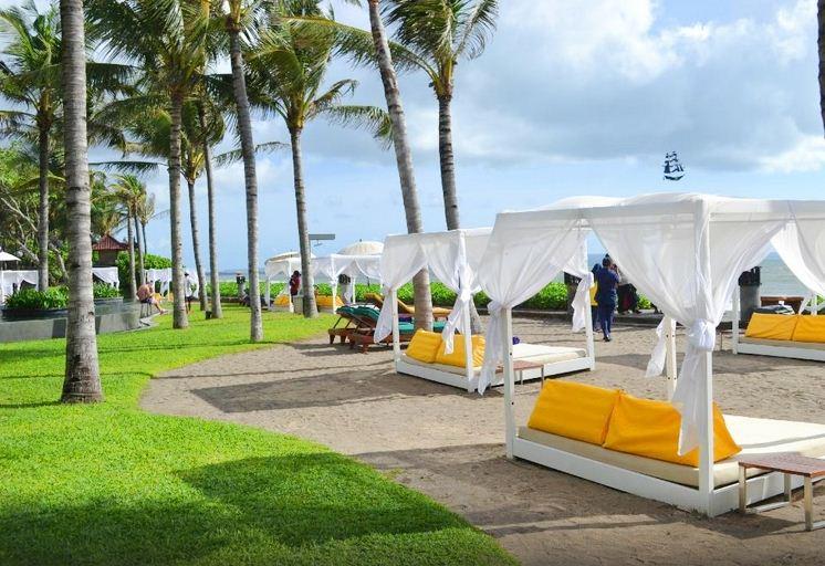 Kafe Woobar 3 » Kafe Woobar, Kafe Tepi Pantai dengan Pemandangan Fantastis Kawasan Seminyak