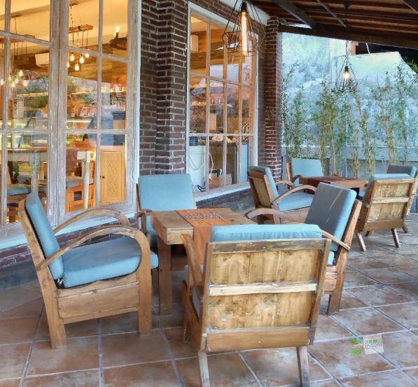 Kakiang Garden Cafe Ubud 3 » Kakiang Garden Cafe Ubud, Kafe Taman yang Nyaman dengan Sajian Kekinian di Bali