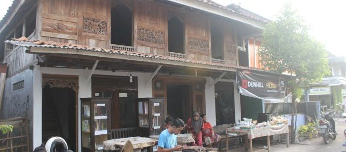 Kampung Loloan di Bali