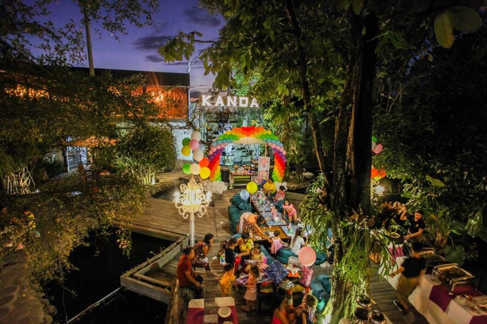 Kanda Restaurant Sanur 1 » Kanda Restaurant Sanur, Tempat Makan Lezat dengan Desain Interior Memukau