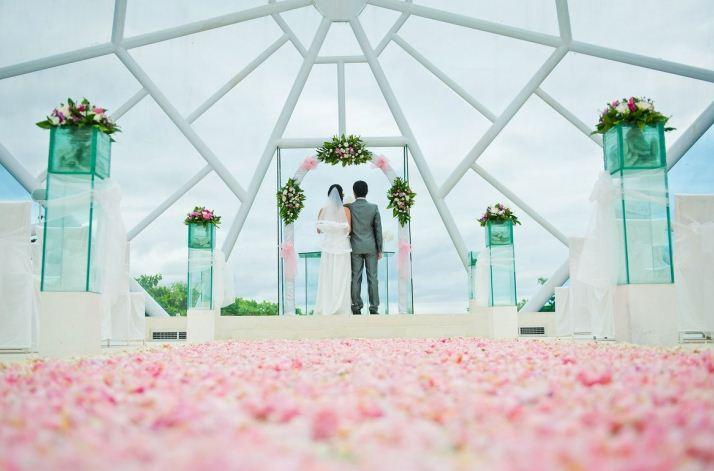 Kapel Diamond Sanur 3 » Kapel Diamond Sanur, Venue Pernikahan Unik dan Keren dengan Bangunan Berbentuk Perhiasan