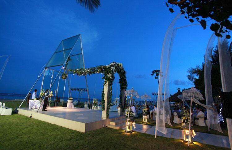 Kapel Grand Mirage Nusa Dua