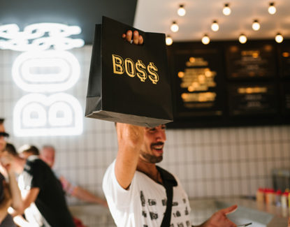 Kedai Boss Man Seminyak