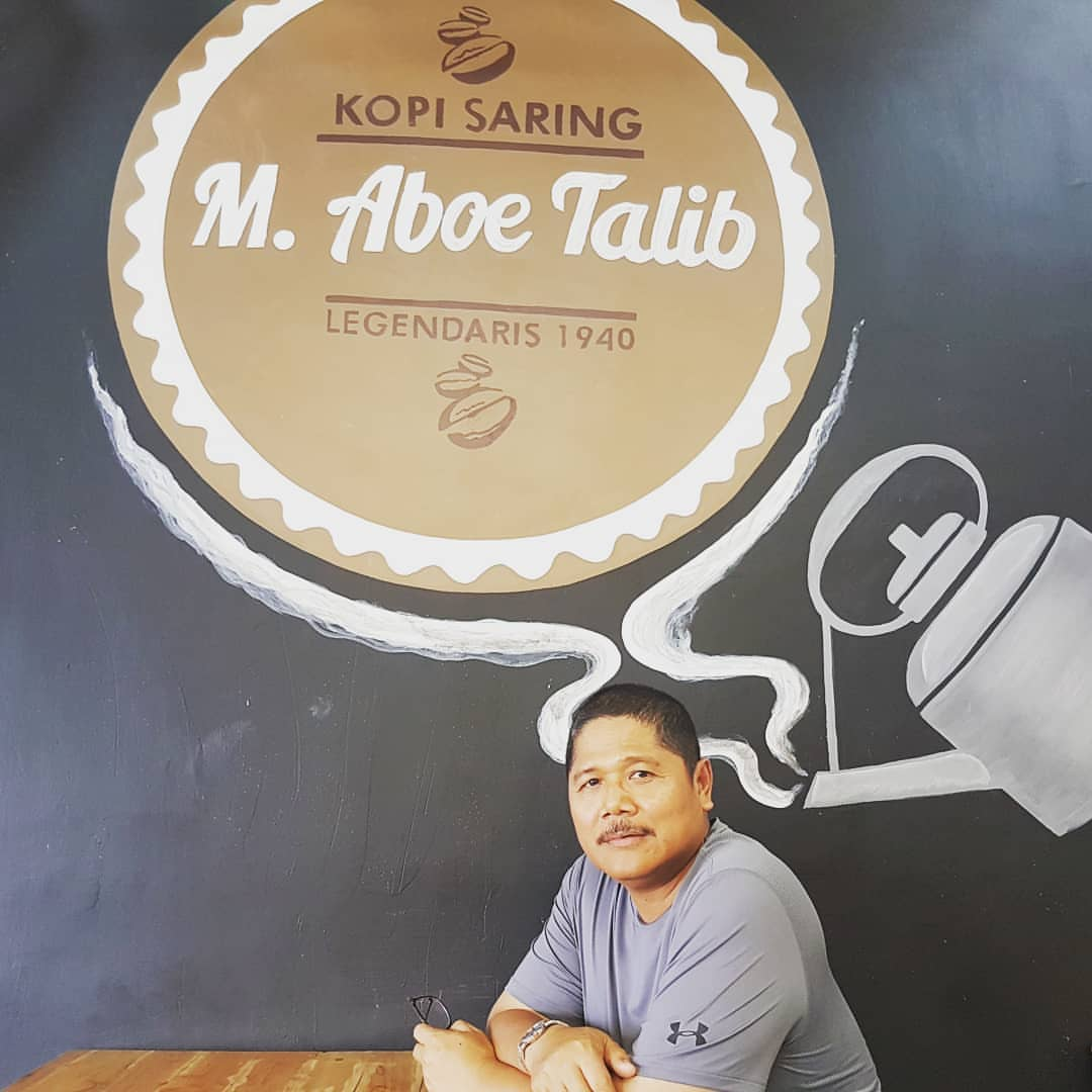 Kedai Kopi M Aboe Talib Tabanan