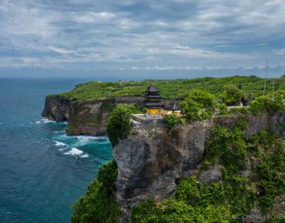 Keindahan Pura Luhur Uluwatu Bali