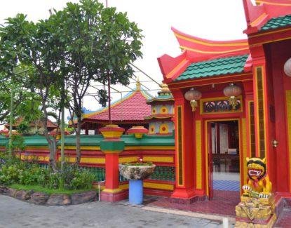 Kelenteng Caow Eng Bio Tanjung Benoa
