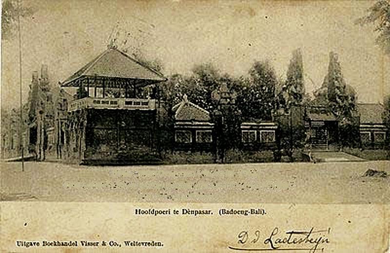 Sejarah Kerajaan Badung di Bali