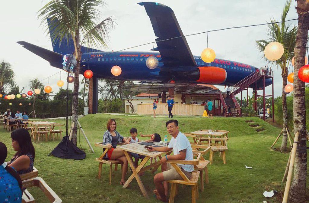 Keramas Aero Park Gianyar 5 1024x671 » Keramas Aero Park Gianyar, Restoran Unik dengan Nuansa Makan di Dalam Pesawat