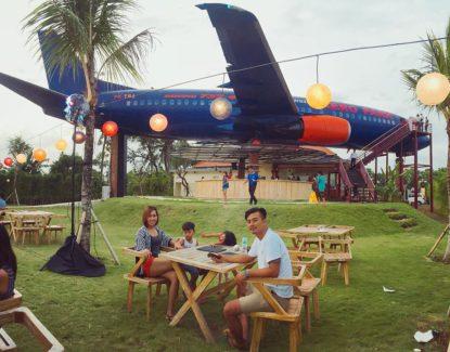 Keramas Aero Park Gianyar