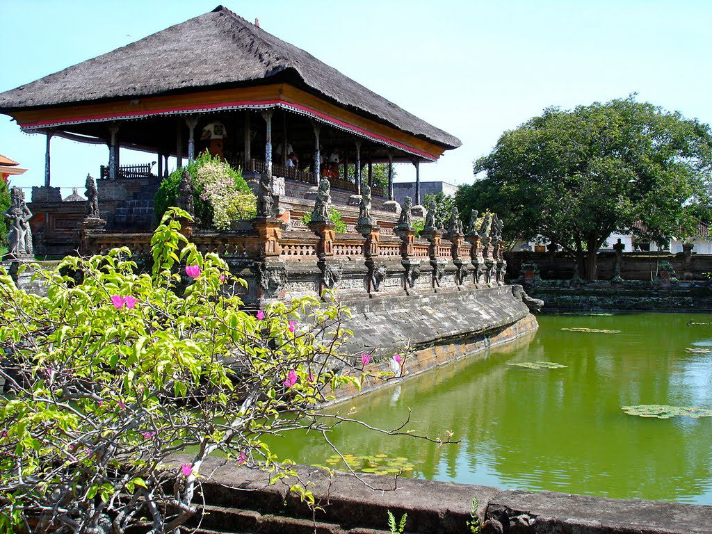 Kertha Gosa Klungkung 1 1024x768 » Kertha Gosa Klungkung, Peninggalan Bersejarah Kerajaan Klungkung di Bali