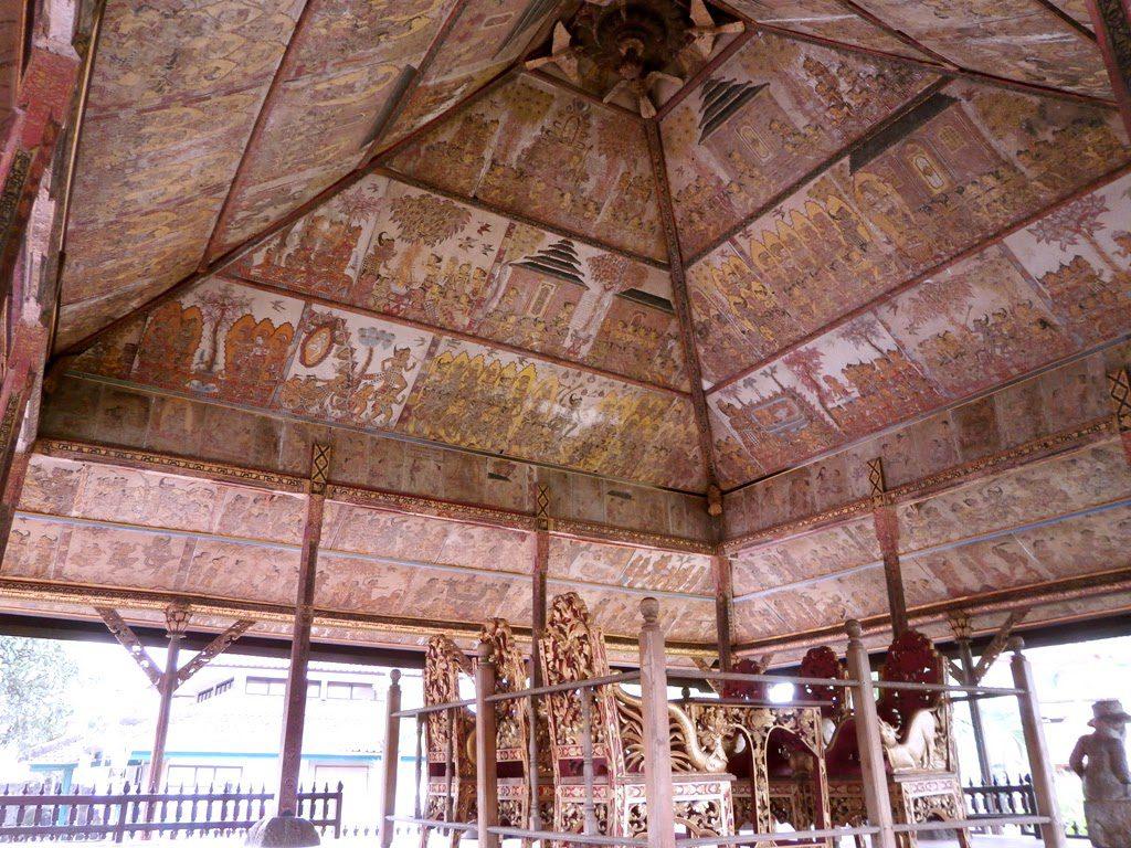 Kertha Gosa Klungkung 2 1024x768 » Kertha Gosa Klungkung, Peninggalan Bersejarah Kerajaan Klungkung di Bali