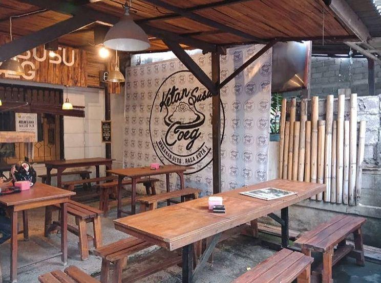 Ketan Susu Coeg Denpasar, Hadirkan Kuliner Tradisional dengan Tampilan Kekinian