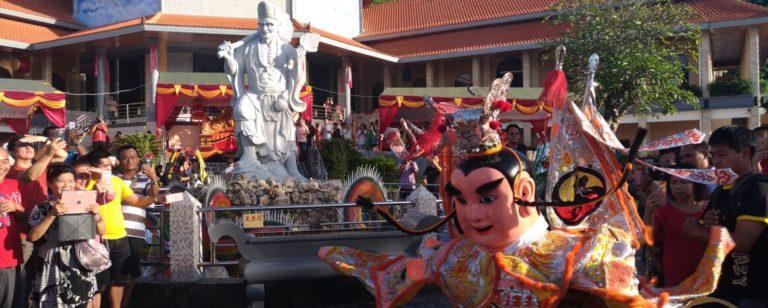 Klenteng Guang Thai Pecatu