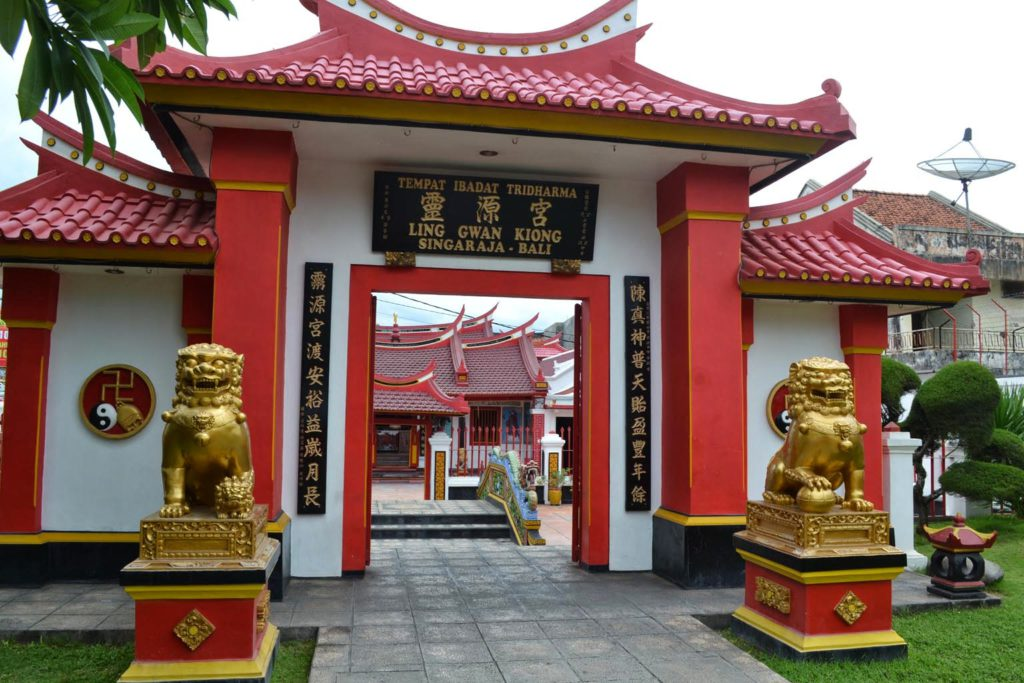 Klenteng Ling Gwan Kiong Singaraja 2 1024x683 » Klenteng Ling Gwan Kiong Singaraja, Klenteng Tua Dengan Arsitektur Unik di Tepi Laut   Buleleng